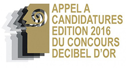 Logo Décibelle d'Or